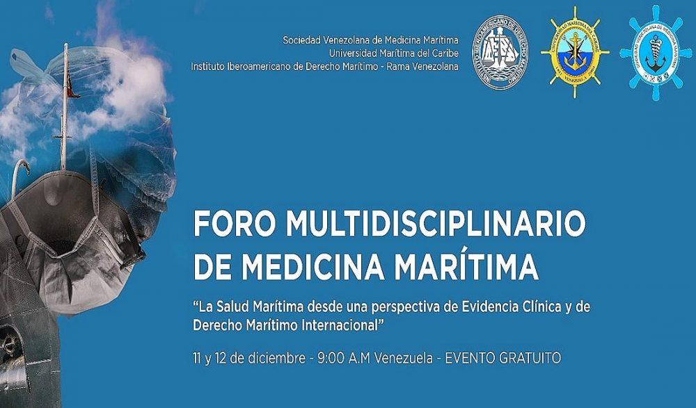 Foro de Medicina Marítima: Invitación abierta